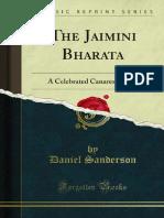 Jaimini Bharata