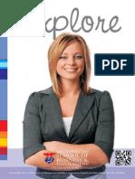 MSBM Programmes Brochure (2015)