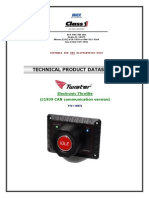 119970 - Twister Electronic Throttle, Can - 120477 Oem External Datasheet - 1-5-2010