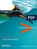 Accenture Risk Analytics Network Credit Risk Analytics