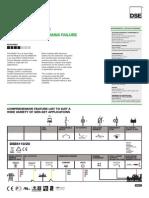 Dse6110 20 Data Sheet