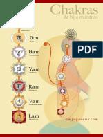 Poster Chakras
