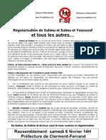 Réseau Education Sans Frontière 63