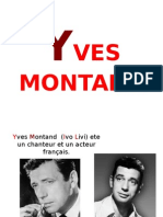 YVES MONTAND.pptx
