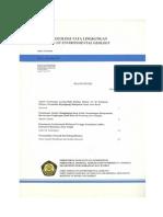 Teknik Pemotongan Lereng Pada Dinding Saluran Air Di Kampung Cicayur,Kecamatan Bayongbong,Kabupaten Garut,Jawa Barat ( Suranta ) Hal 1-5