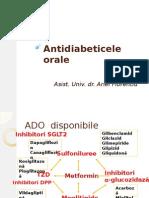 Antidiabetice Orale