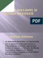 Metoda Williams Vs