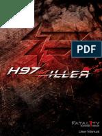 Fatal1ty H97 Killer Series