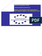10th International Scientific Conference Economic Integrations, Competition and Cooperation,