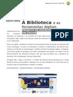 microESCRITORES_seleçãotextos - 2ºP