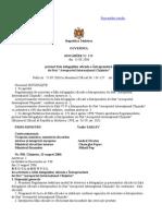 Legea 930 Privind Sala Delegaţiilor Oficiale a Întreprinderii