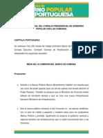 Bloque Estadal Capitulo Portuguesa.