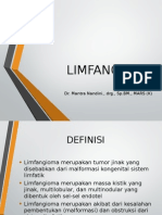 Limfangioma & Laporan Kasus