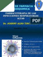Gripe Influenza, Otitis