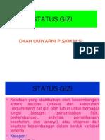 Status Gizi