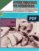 Bebe-humanoides Rescatado de Un Ovni Accidentado R-080 Nº031 - Reporte Ovni