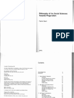 Baert - Philosophy of Social Sciences