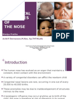 Congenital of the Nose