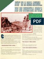 Escudos Volantes en La Roma Antigua... Son Ovnis en Nuestra Epoca R-080 Nº031 - Reporte Ovni