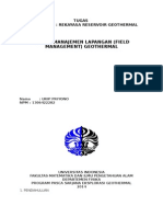 TUGAS REKAYASA RESERVOIR GEOTHERMAL - URIP PRIYONO -  1306422282.docx