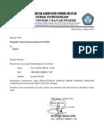 Surat Keterangan PANDI
