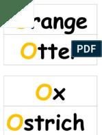 o & g words