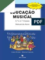 Educação Musical 5 e 6 Classe