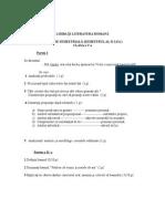 Lucrare Semestriala Limba Romana Cls.a v a (1)