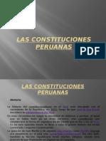 LAS CONSTITUCIONES PERUANAS.pptx
