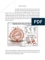 Diffuse Axonal Injury 2