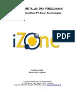 Panduan IZone PC