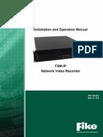 Manual instalación y operación Servidor Signifire