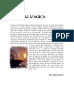 26. Lampara Maravillosa (4-8 de Mayo 2015)