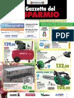 D'Alessandris - La Gazzetta del Risparmio Speciale Primavera 2015