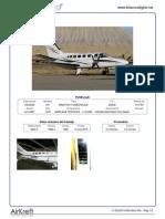 consumo aceite aeronave