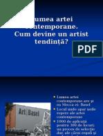 Lumea Artei Contemporane