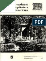 Cuadernos de Arquitectura Mesoamericana 12. 1991