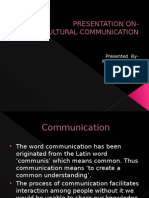 Ppt on Communication