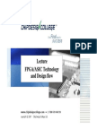 225784112 FPGA ASIC Technologies Flow