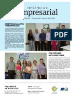Informativo Empresarial Edição Nº 1/2015