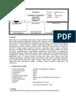 Silabus Arsitektur dan Organisasi Komputer.doc