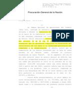 Arostegui Pablo Martín vs Omega Aseguradora