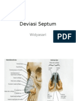 Deviasi Septum