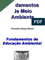 Fundamentos de meio ambiente