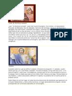 BIOGRAFIA APOSTOLES