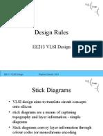 EE213 Design Rules