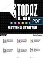 Topaz Labs - Getting Started Guide TM