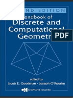 Goodman J.E., O'Rourke J. (Eds.) Handbook of Discrete and Computational Geometry 2004