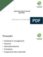 Daniel Cosnita Propunere Activitati Comune Clustero.eu