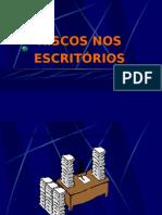 1227393063 Riscos Nos EscritÓrios